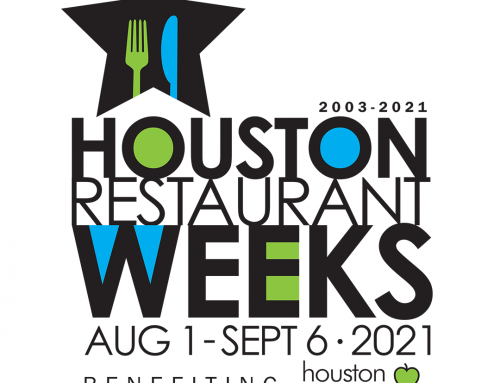 Join us for Houston Restaurant Weeks 2021