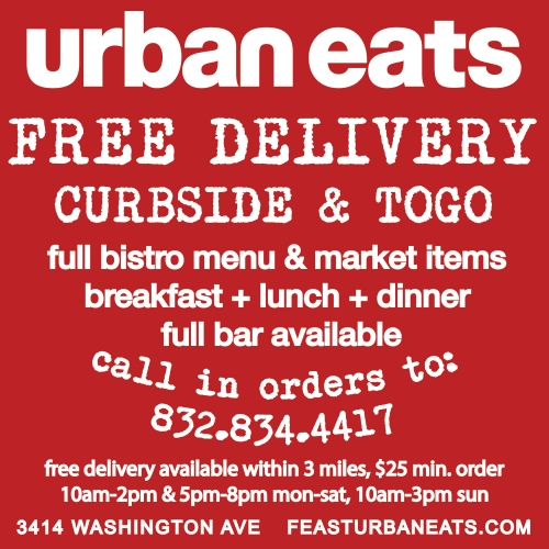 Enjoy free delivery from Urban Eats
